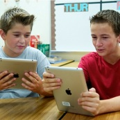 Foundation iPads in Action